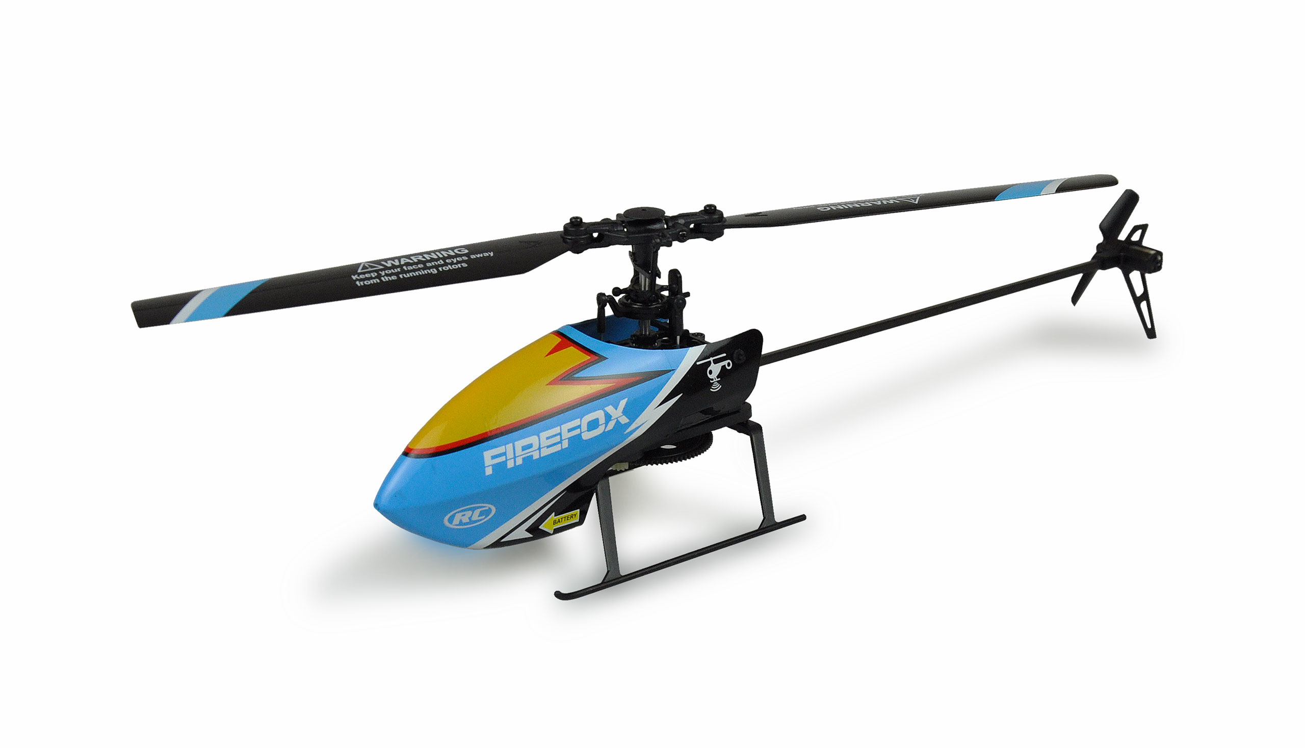 Amewi AFX4 XP - Helikopter - Flugbereit (RTF) - Elektromotor - 1 Rotoren - 51 g