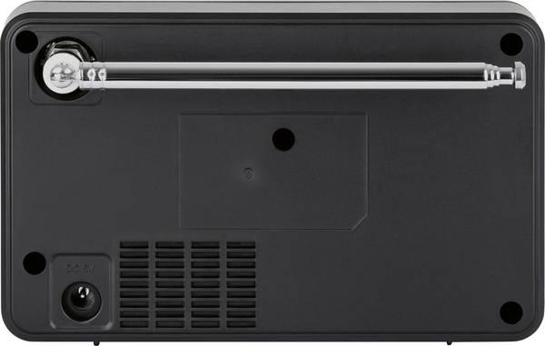 Telestar DIRA M 6i - Internet - Analog & Digital - DAB+,FM - 4 W - 4,57 cm - TFT-LCD