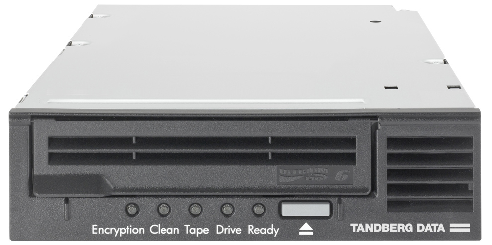 Tandberg LTO6 HH SAS Internal - Laufwerk - 2.500 GB