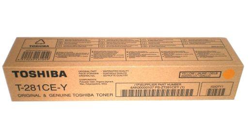 Toshiba T-281C-EY - Gelb