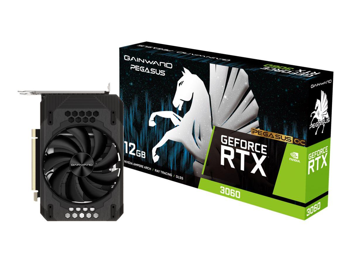 Vorschau: Gainward GeForce RTX 3060 Pegasus OC - Grafikkarten