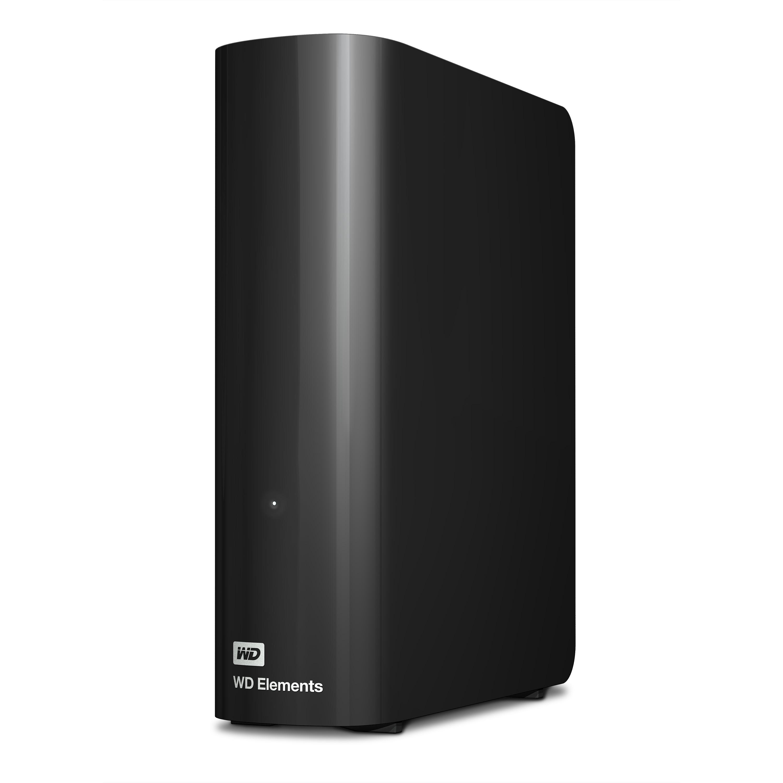 """HonnêTeté Wd Wdbwlg0040hbk-eesn Elements Desktop Usb 3.0 4tb - Hdd - Serial Ata 3.5 """" Grandes VariéTéS"""
