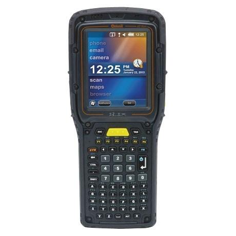 Zebra Omnii XT15 Handheld Mobile Computer 9,4 cm (3.7 Zoll) 640 x 480 Pixel 610 g Schwarz