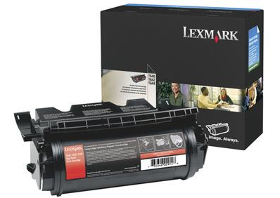 Lexmark T640 - T642 - T644 High Yield Print Cartridge 21000Seiten Schwarz