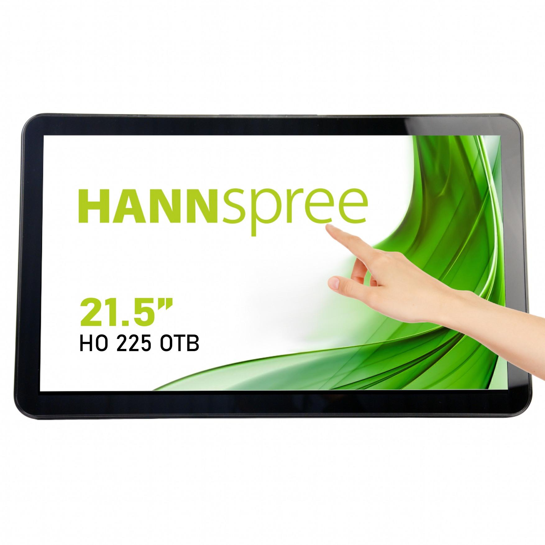 Hannspree Open Frame HO 225 OTB - 54,6 cm (21.5 Zoll) - TFT - 1920 x 1080 Pixel - 850 cd/m² - Full HD - 16:9