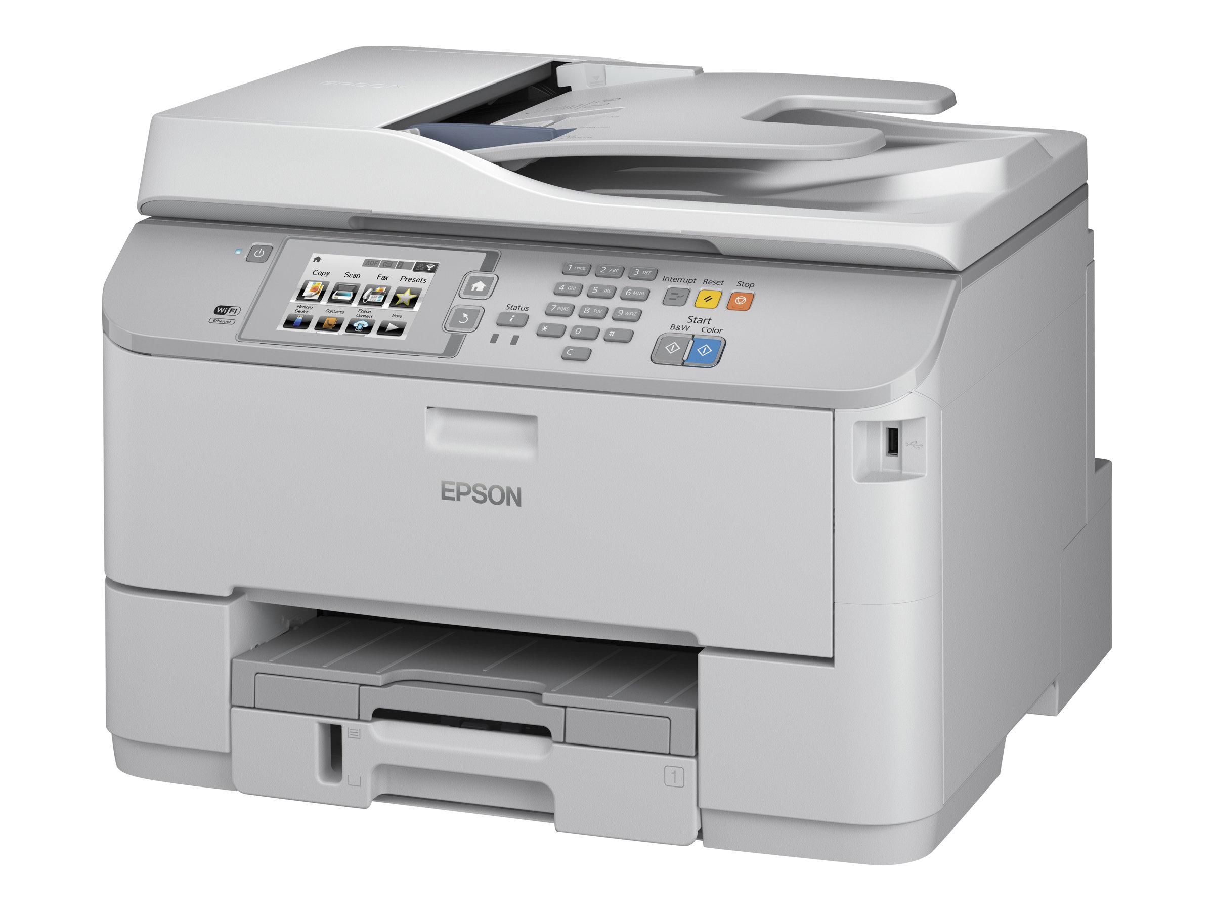 Vorschau: Epson WorkForce Pro WF-5620DWF
