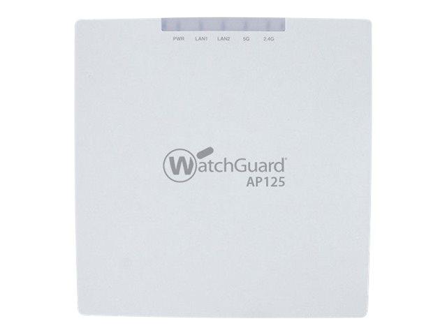 WatchGuard AP125 - Funkbasisstation - mit 1 Jahr WLAN-Grundversorgung
