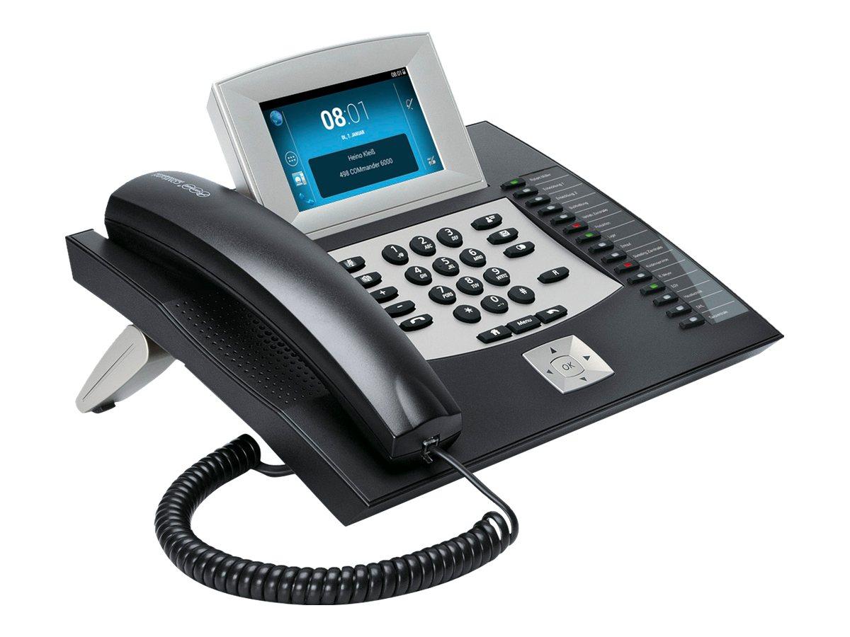 Auerswald COMfortel 2600 IP - VoIP-Telefon - SIP, SRTP