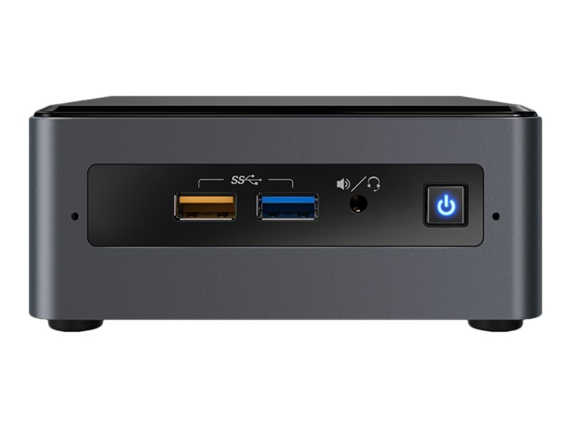 Intel Next Unit of Computing Kit NUC7CJYH - Barebone