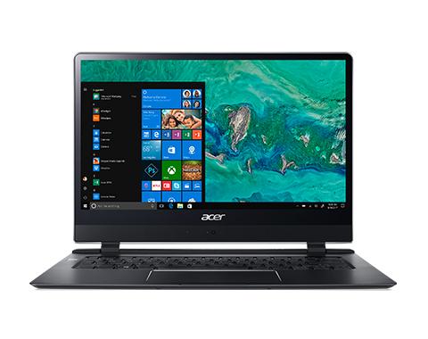Acer Swift 7 SF714-52T-75UX - Intel® Core™ i7 der achten Generation - 1,5 GHz - 35,6 cm (14 Zoll) - 1920 x 1080 Pixel - 16 GB - 512 GB