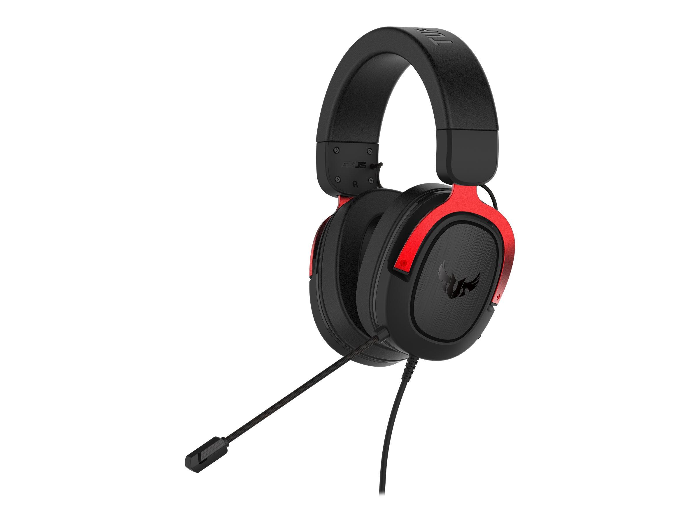 ASUS TUF Gaming H3 - Headset - kabelgebunden - 3,5 mm Klinke