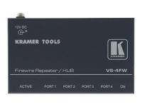 Kramer TOOLS VS-4FW - Hub - 4 x IEEE 1394 (FireWire)