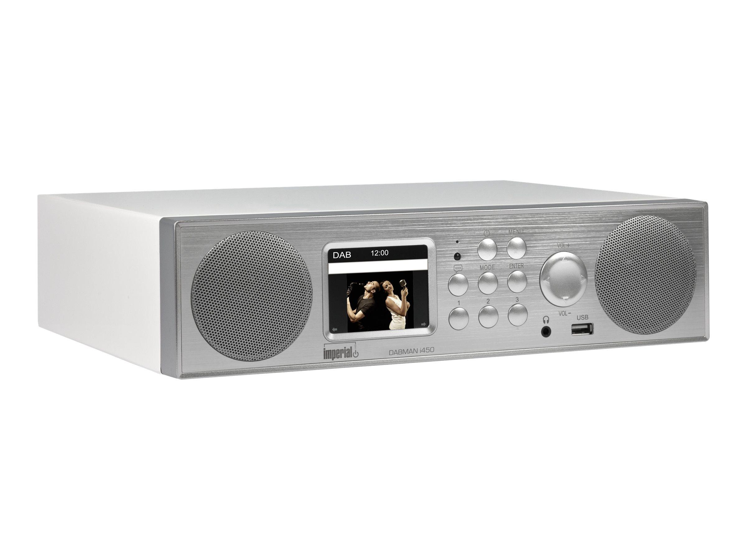 Telestar imperial DABMAN i450 - Netzwerk-Audio-Player