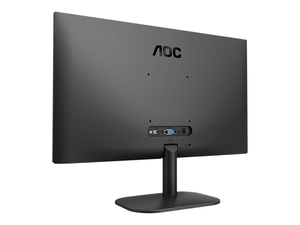 "AOC 22B2H - LED-Monitor - 55 cm (22"") (21.5"" sichtbar) - 1920 x 1080 Full HD (1080p)"