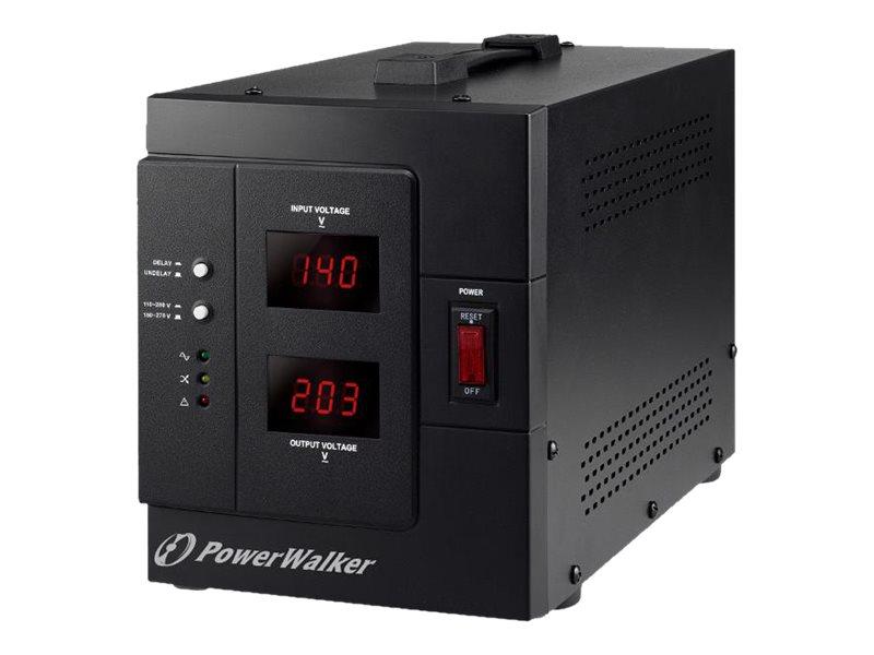 Bluewalker PowerWalker AVR 3000/SIV - Automatische Spannungsregulierung