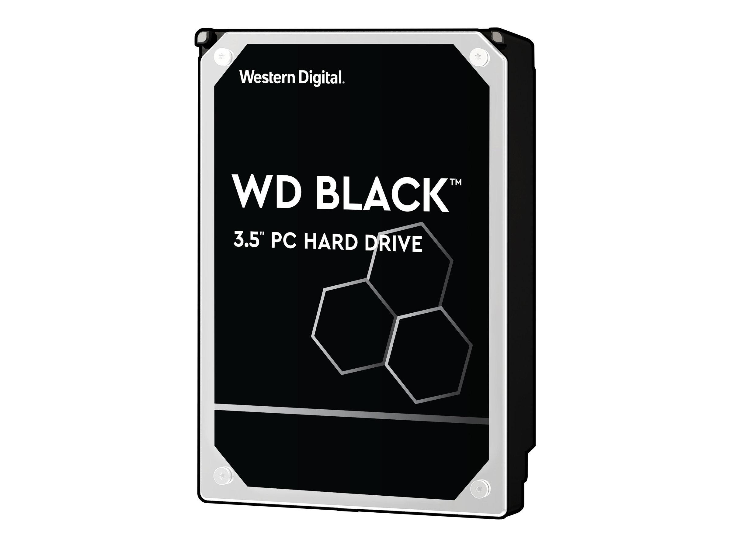 """WD Black Performance Hard Drive WD2003FZEX - Festplatte - 2 TB - intern - 3.5"""" (8.9 cm)"""