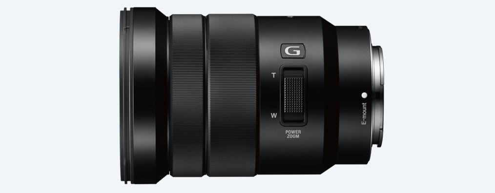 6500 + 18-105 mm SLR-Kamera-Set 24.2MP CMOS 6000 x 4000Pixel Schwarz
