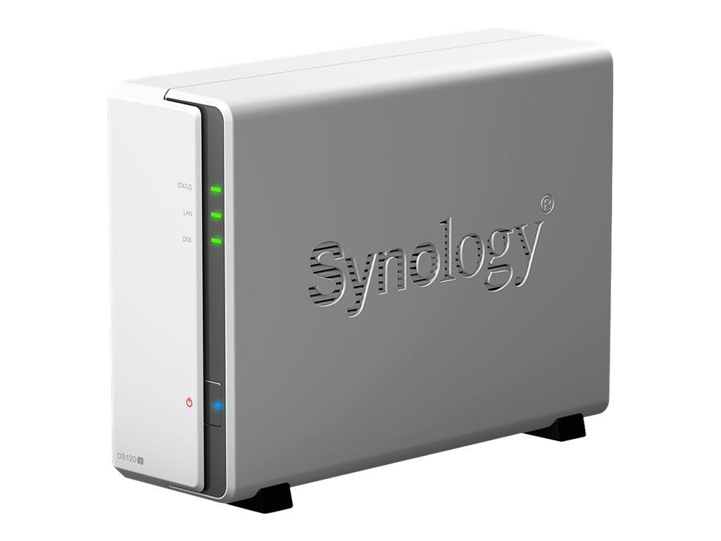 Synology Disk Station DS120J - Gerät für persönlichen Cloudspeicher