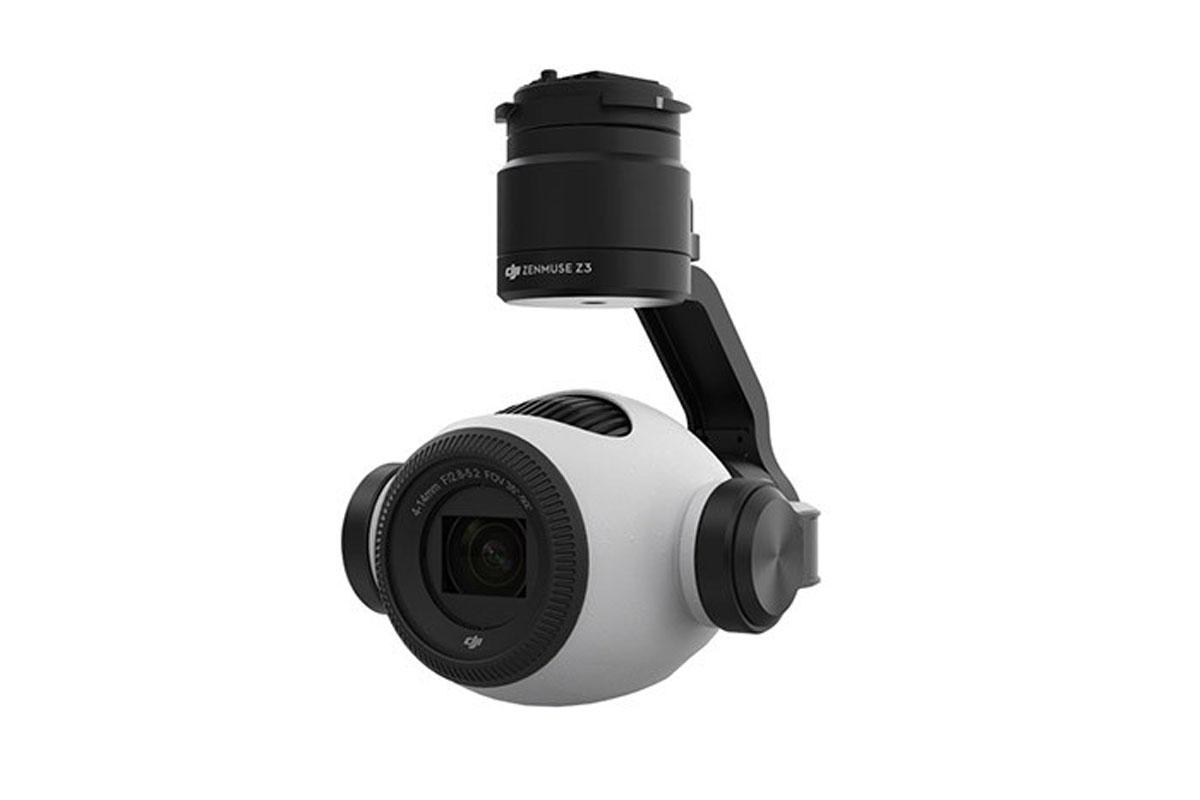 DJI 127663 - Kameramodul - DJI - Schwarz - Weiß - DJI Zenmuse Z3 Zoom