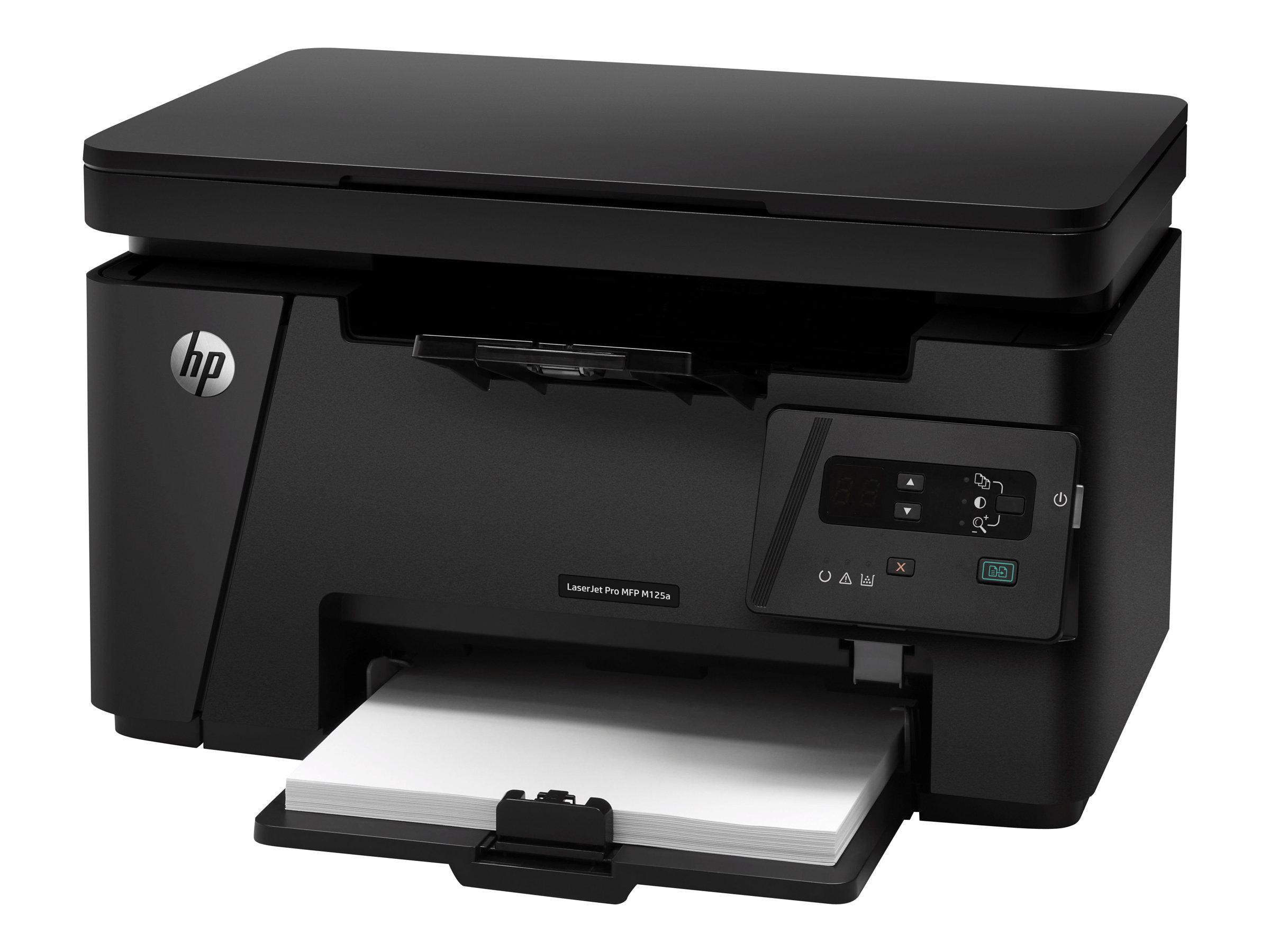 HP LaserJet Pro MFP M125a - Multifunktionsdrucker