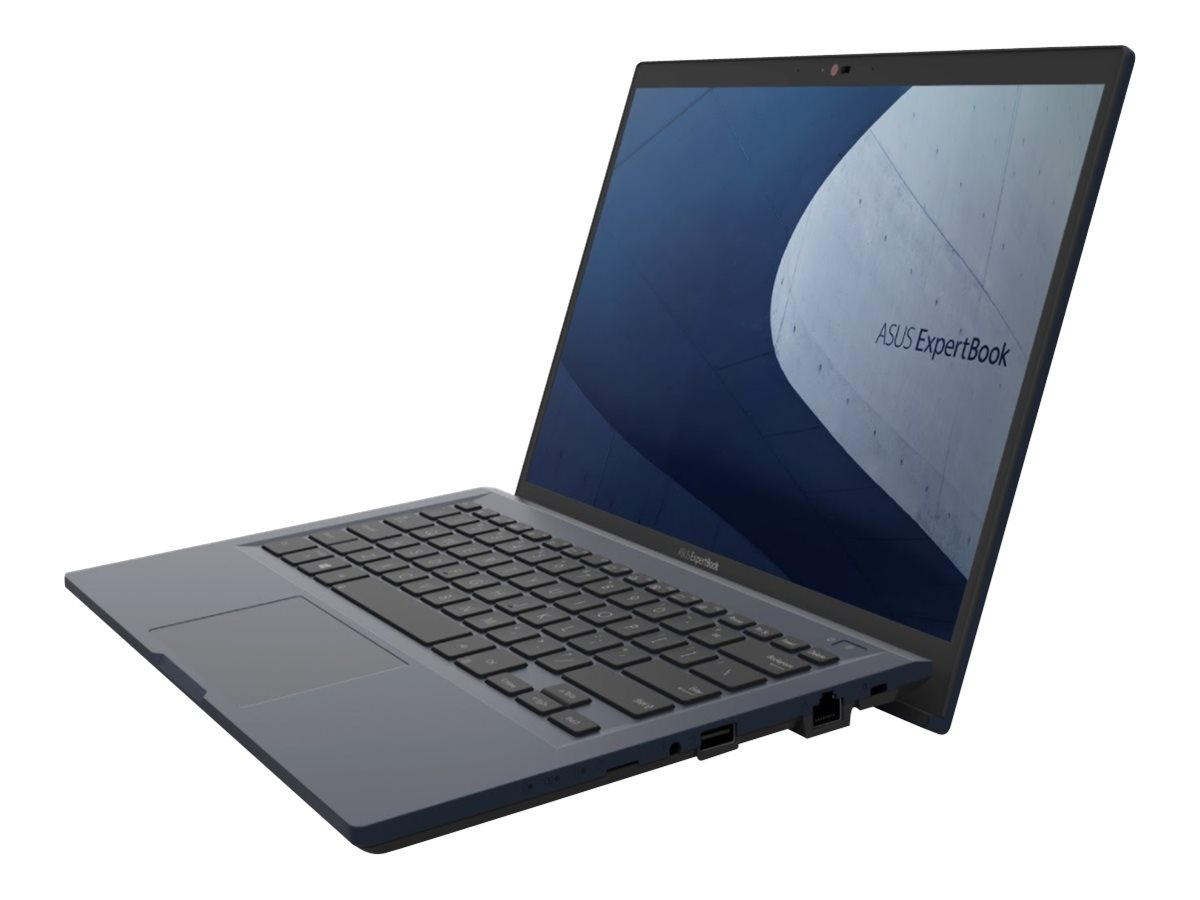 "ASUS ExpertBook B1 B1400CEAE-EK1404R - Core i5 1135G7 / 2.4 GHz - Win 10 Pro - 8 GB RAM - 256 GB SSD NVMe - 35.6 cm (14"")"