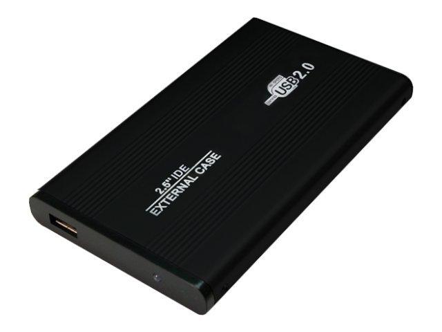 "LogiLink 2,5'' IDE HDD Enclosure USB 2.0 - Speichergehäuse - 2.5"" (6.4 cm)"