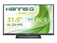 "HL Series HL326HPB - LED-Monitor - 80 cm (31.5"")"