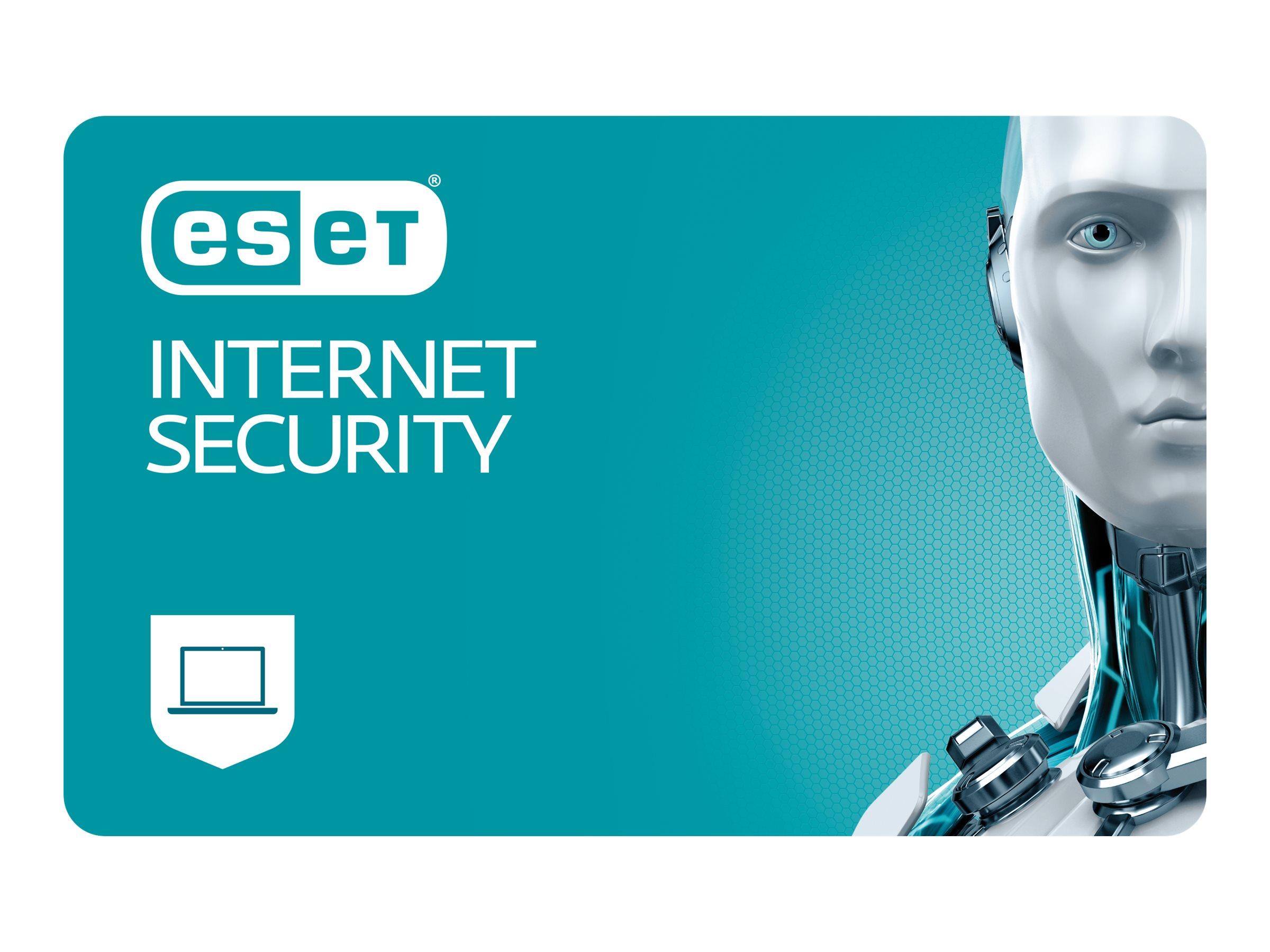 Vorschau: ESET Internet Security 2021 - Abonnement-Lizenz