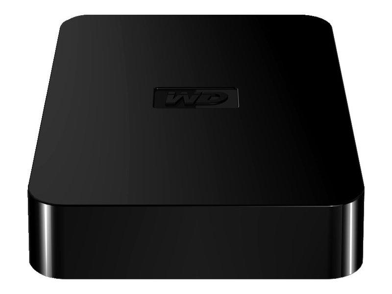WD Elements SE Portable WDBU6Y0040BBK - Festplatte - 4 TB - extern (tragbar)