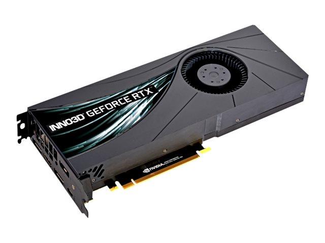 Inno3D GeForce RTX 2080 Ti Jet - Grafikkarten