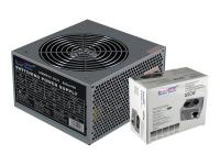 LC600H-12 Netzteil 600 W ATX Schwarz