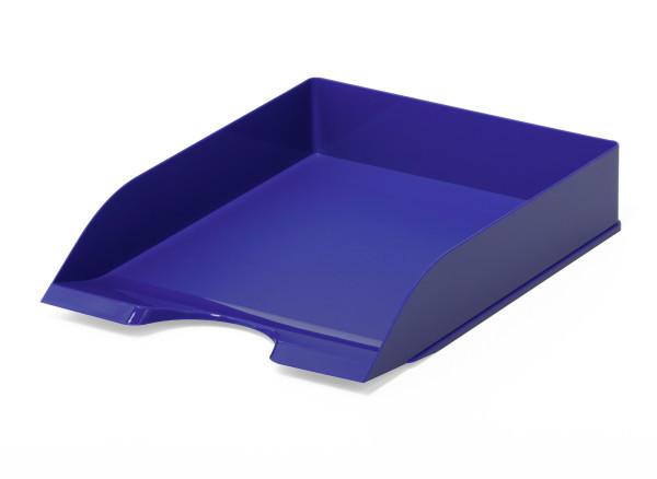 Vorschau: Durable 1701672040 - Kunststoff - Blau - A4 - Papier - 253 mm - 33,7 cm