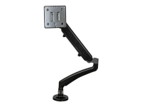 Single Monitor Arm - One Touch Height Adjustment -Slim Profile - Verstellbarer Arm für LCD-Display