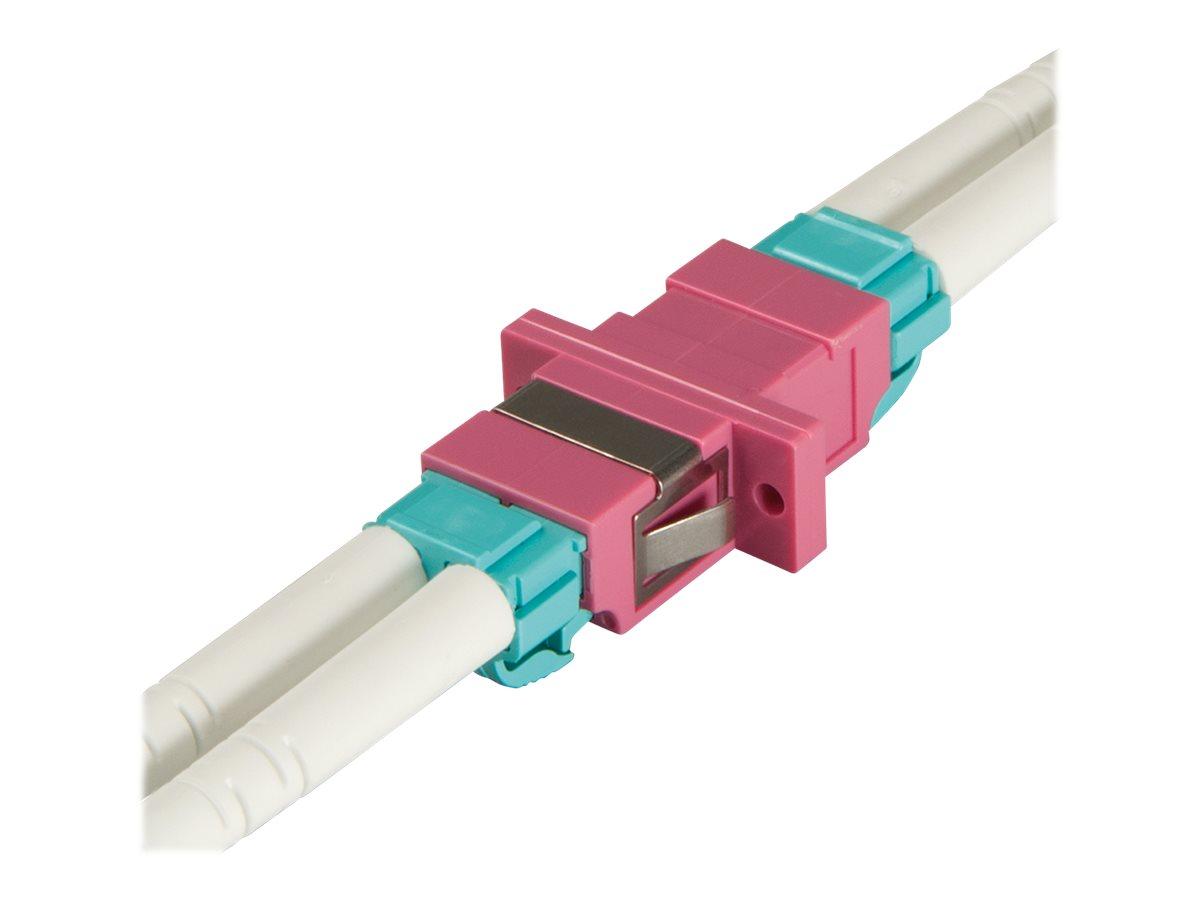 Lindy Netzwerkkoppler - LC Multi-Mode (W)