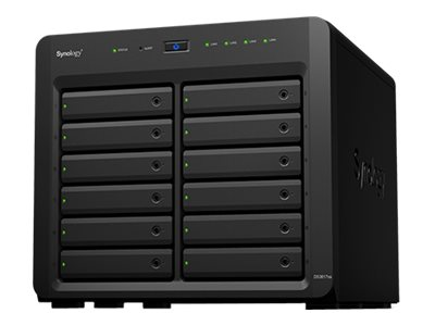 Synology Disk Station DS3617xs - NAS-Server - 12 Schächte