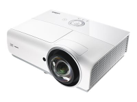 DW882ST Desktop-Projektor 3600ANSI Lumen DLP WXGA (1280x800) Grau - Weiß Beamer