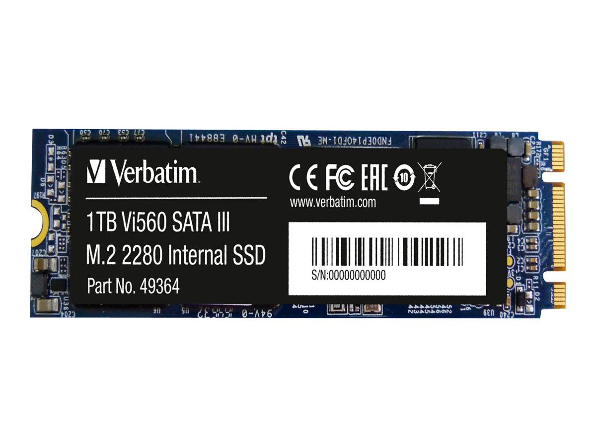 Verbatim Vi560 S3 - 1 TB SSD - intern - M.2 2280