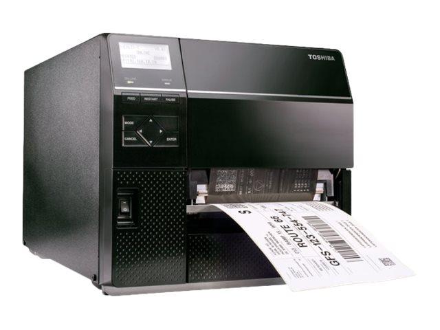 Toshiba TEC B-EX6T1-GS12-QM-R - Industrial Series - Etikettendrucker - TD/TT - Rolle (20 cm)