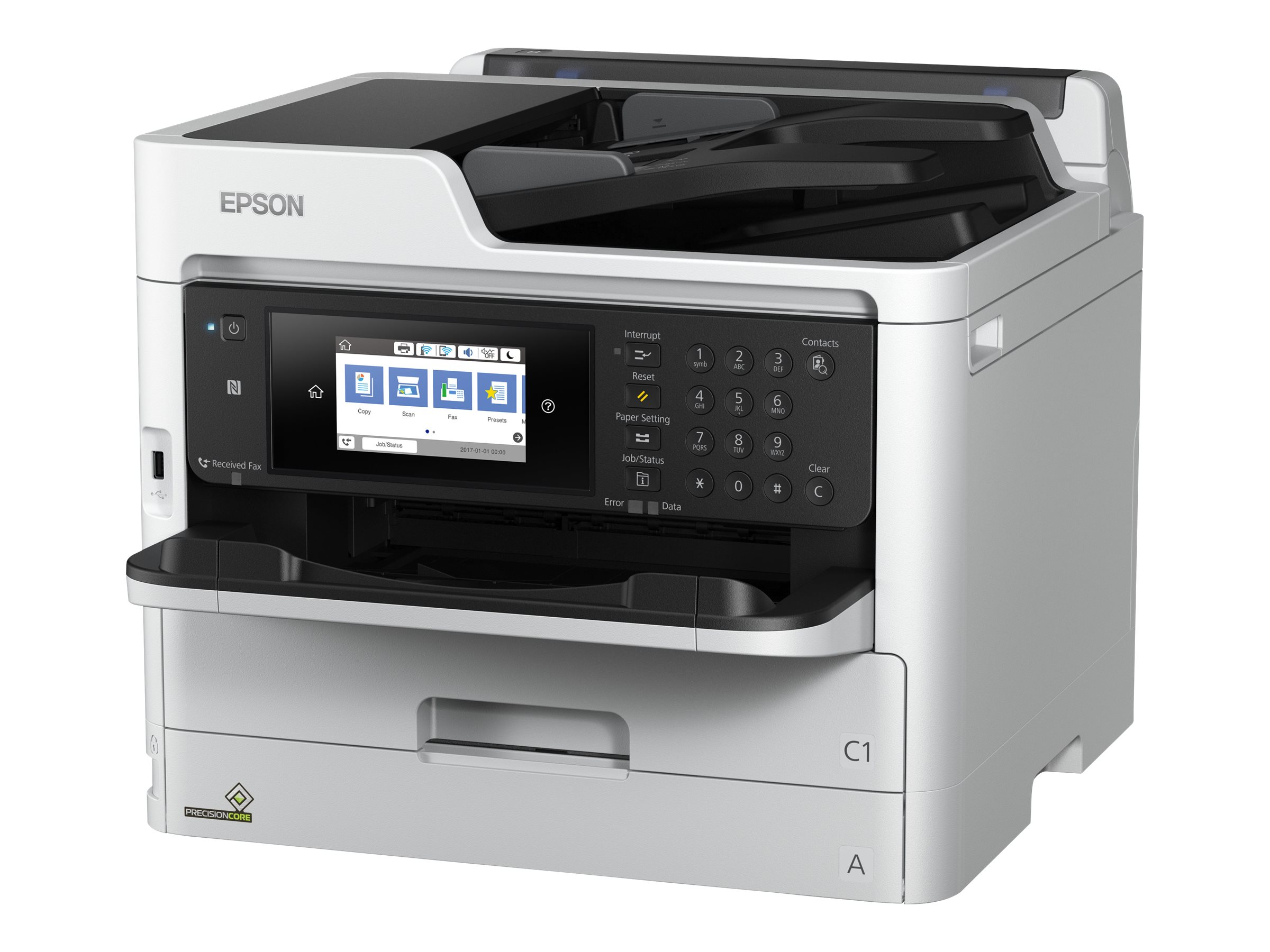 Epson WorkForce Pro WF-C5790DWF, Tinte, MFP, A4
