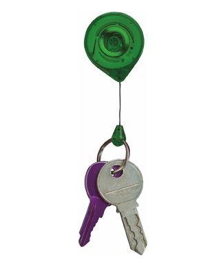Rieffel KB MINI - Schlüsselanhänger - Grün - Nylon - 50 g - 1 Stück(e)