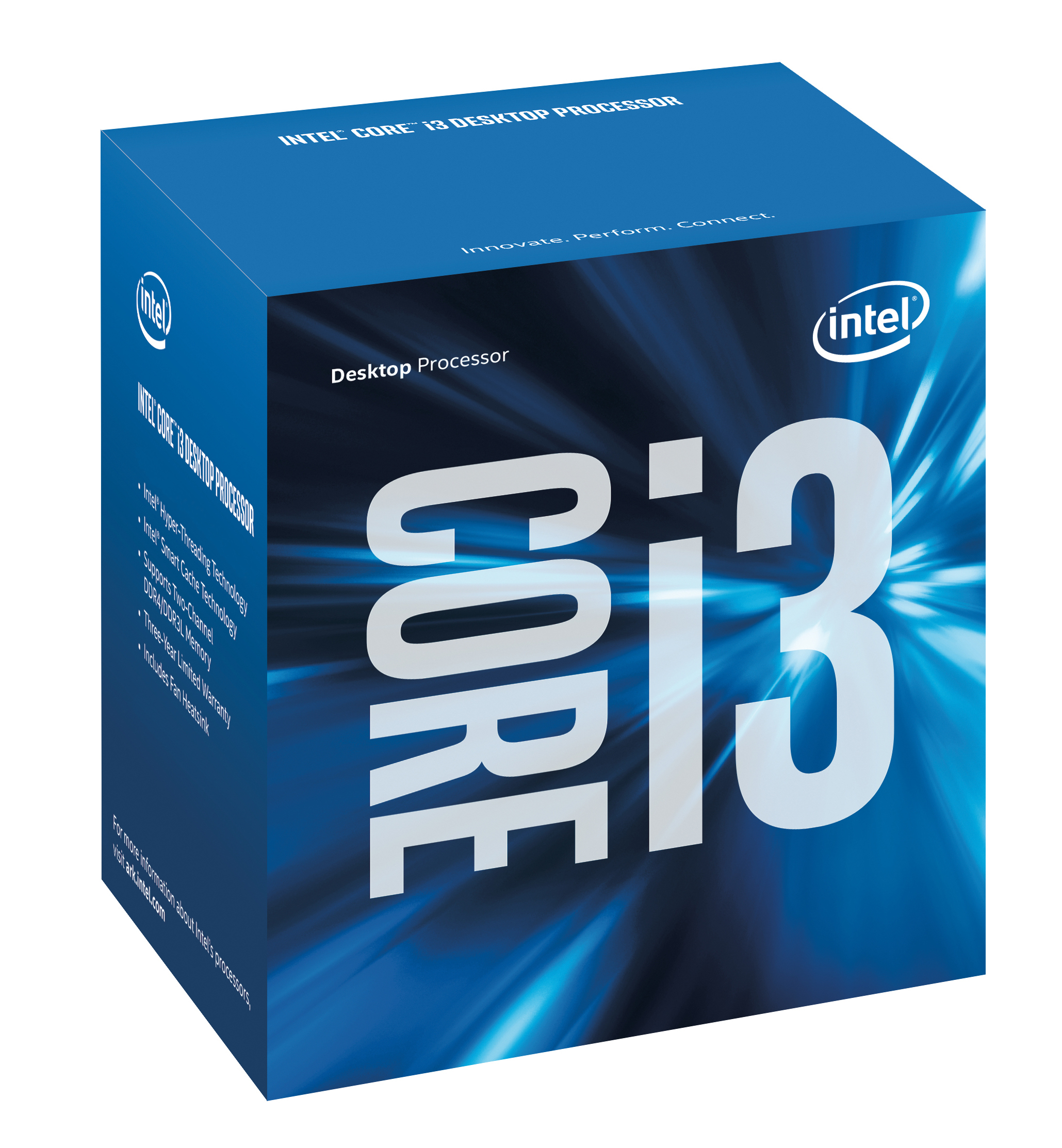 Intel Core i3-4170 Core i3 3,7 GHz - Skt 1150 Haswell 22 nm - 54 W