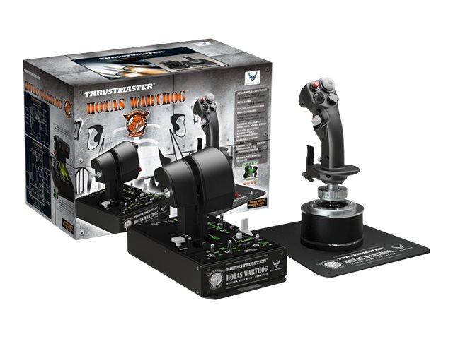 ThrustMaster HOTAS Warthog - Joystick und Gasregler