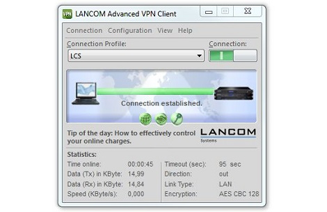 Lancom Advanced VPN Client - Upgrade-Lizenz - 1 Benutzer