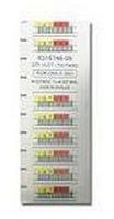 3-04307-02 Weiß Barcode-Etikett