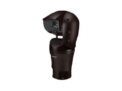 Panasonic AeroPTZ WV-SUD638 - Netzwerk-Überwachungskamera - PTZ - Außenbereich - Vandalismussicher / Wetterbeständig - Farbe (Tag&Nacht)