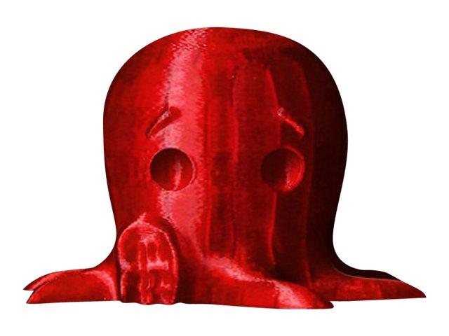 MakerBot PLA-Filament 1 Translucent Red 227g