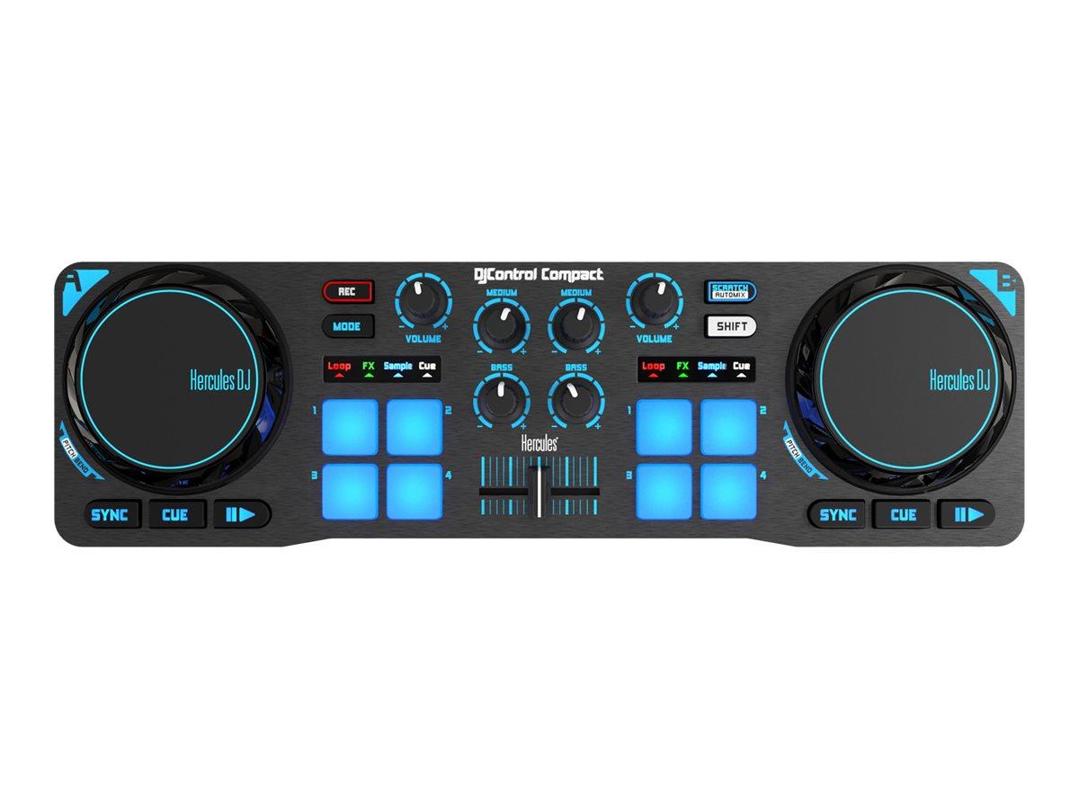 Hercules DJControl Compact - DJ-Regler