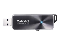ADATA DashDrive Elite UE700 - 32GB 32GB USB 3.0 (3.1 Gen 1) Typ A Schwarz USB-Stick