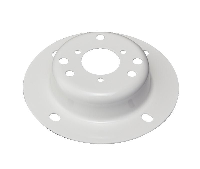 Patlite SZW-001W - Montageset - Weiß - Stahl - PATLITE LR4-WJ - LR5-WJ/WT - LR6-WJ - LR7-WJ/WT - 60 g - 1 Stück(e)
