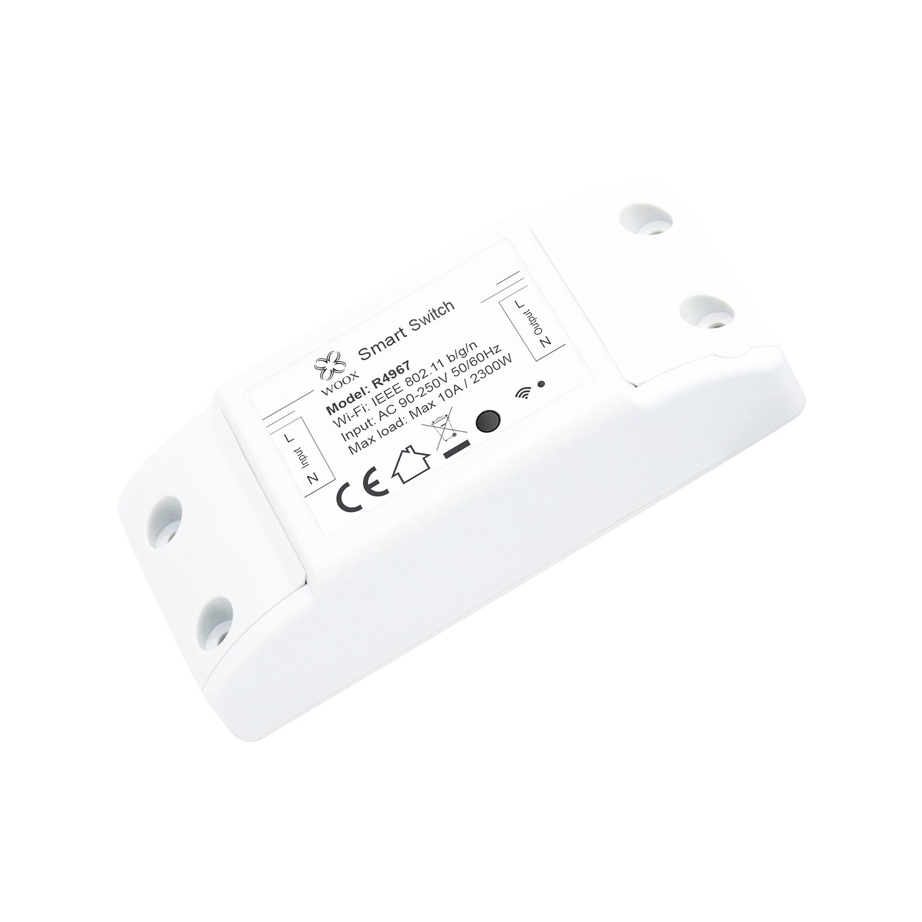 Woox R4967 - Kabellos - Weiß